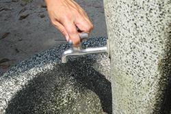 節水のイメージ