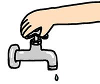 節水イメージ